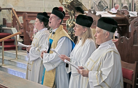 2018 Commissioning of Angela Peverell 20
