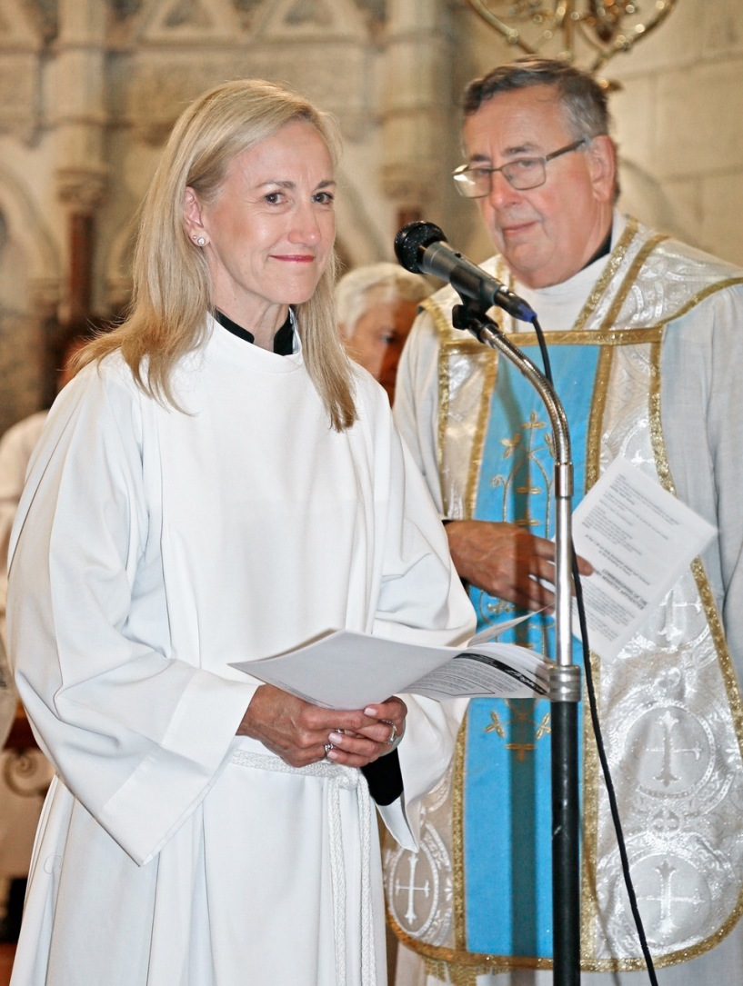 2018 Commissioning of Angela Peverell 26