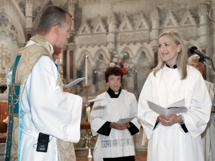 2018 Commissioning of Angela Peverell 27
