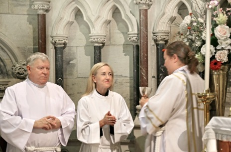 2018 Commissioning of Angela Peverell 29