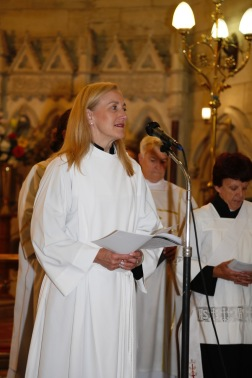 2018 Commissioning of Angela Peverell 3