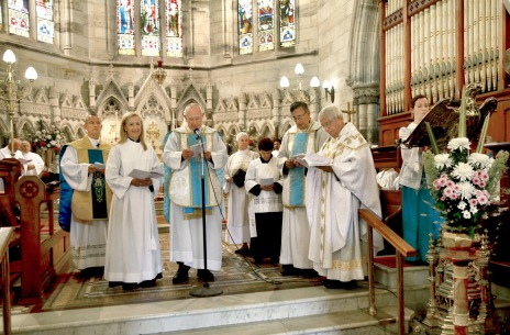 2018 Commissioning of Angela Peverell 32