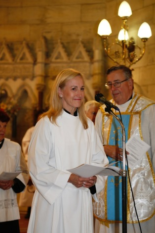 2018 Commissioning of Angela Peverell 34