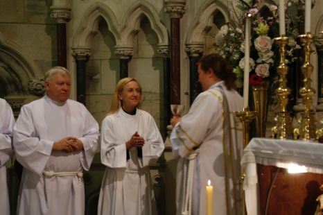 2018 Commissioning of Angela Peverell 35