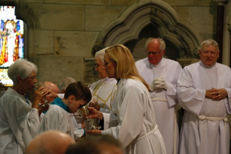 2018 Commissioning of Angela Peverell 36