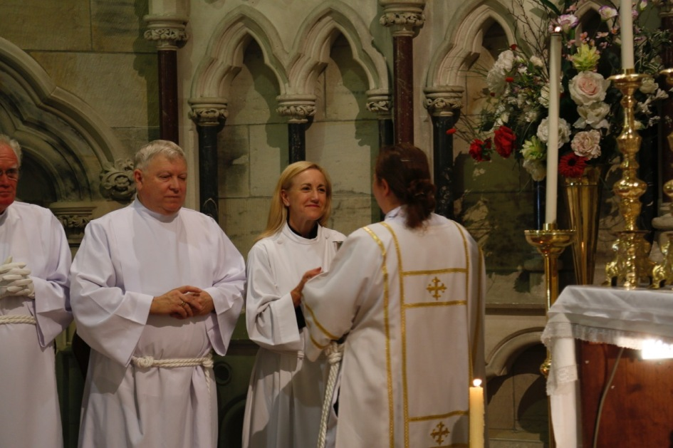 2018 Commissioning of Angela Peverell 8