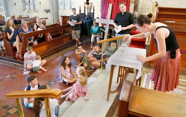 2018 Families at the Foot of the Cross 9