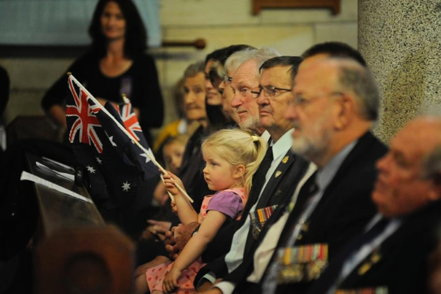 2014-04-25 ANZAC Day Commemorations - 12