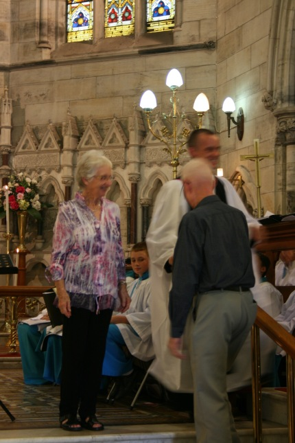 2015-02 Kathleen Waddell Retirement Evensong 85