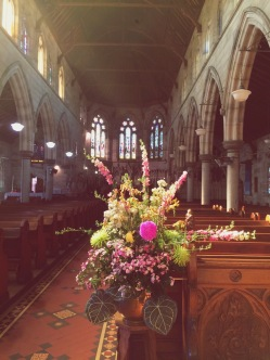 Flowers in Church 10