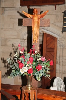 Flowers in Church 14