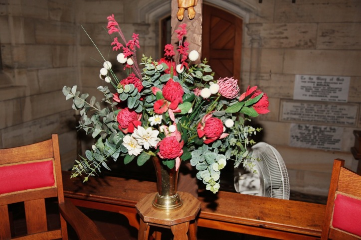 Flowers in Church 15