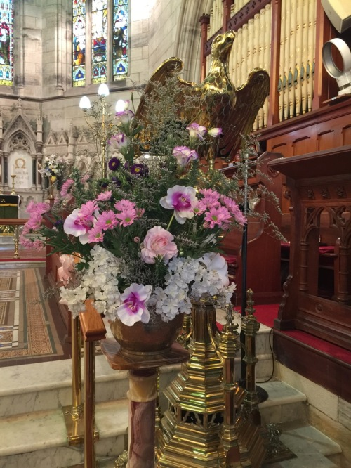 Flowers in Church 18