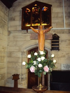 Flowers in Church 22