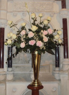 Flowers in Church 24