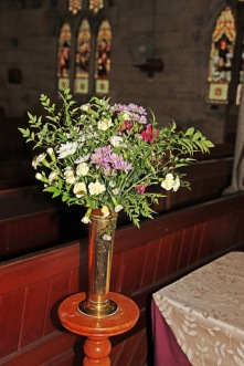 Flowers in Church 8