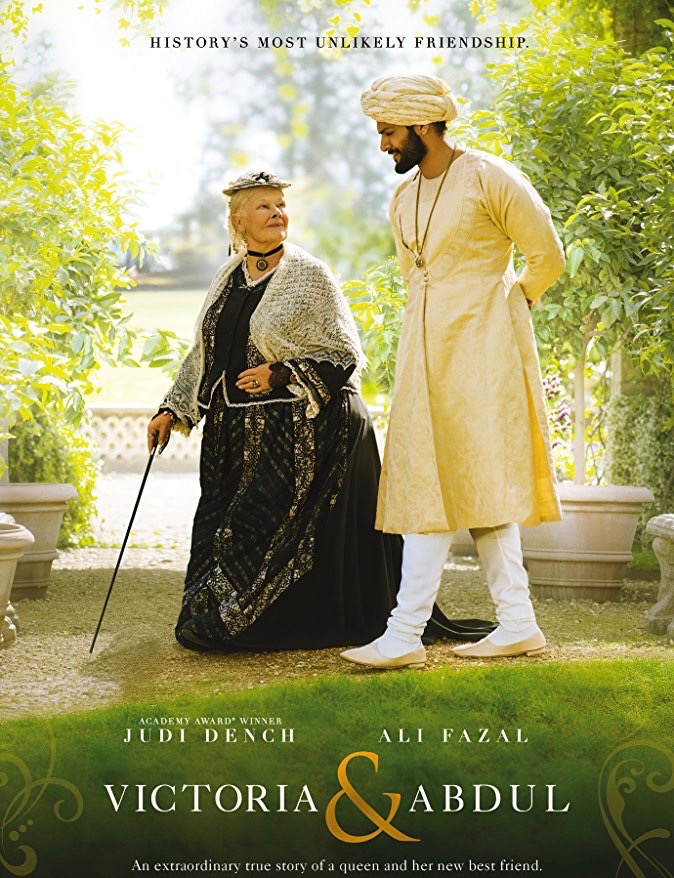 Victoria & Abdul Afternoon of Entertainment – Book theDate!