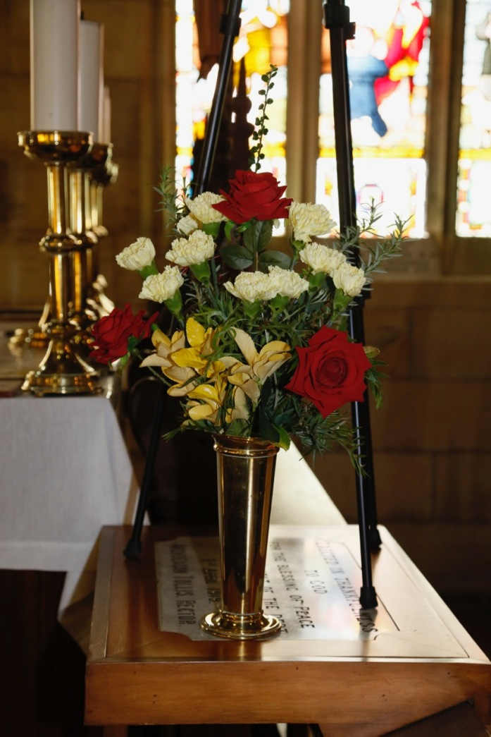 Flowers in Church 29