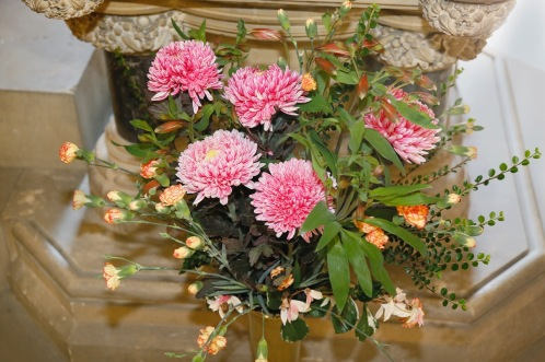 Flowers in Church 30