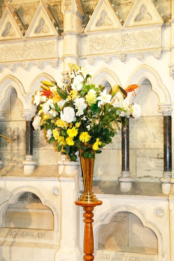 Flowers in Church 32