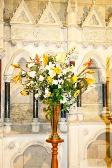 Flowers in Church 33