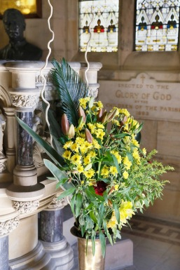 Flowers in Church 35