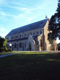 Church Exterior - North Side - 14