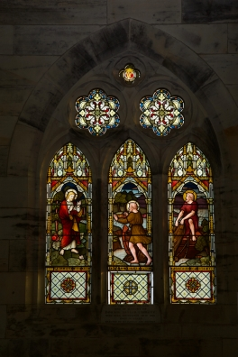 Church Historic Stained Glass - 1
