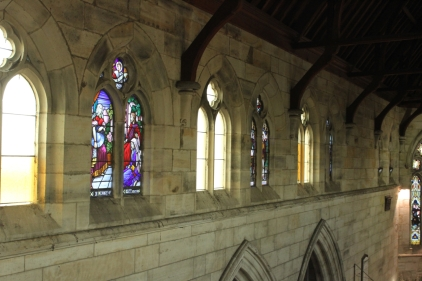 Church Historic Stained Glass - 11