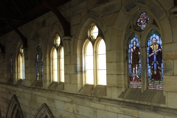 Church Historic Stained Glass - 12