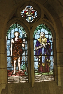 Church Historic Stained Glass - 14