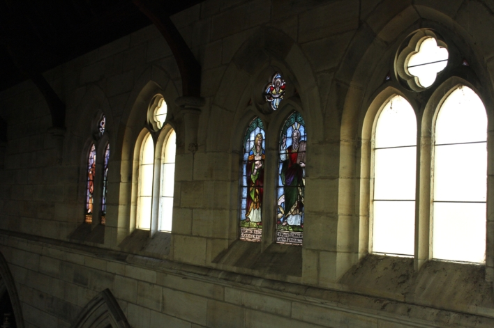 Church Historic Stained Glass - 15