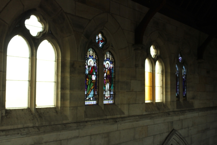 Church Historic Stained Glass - 16