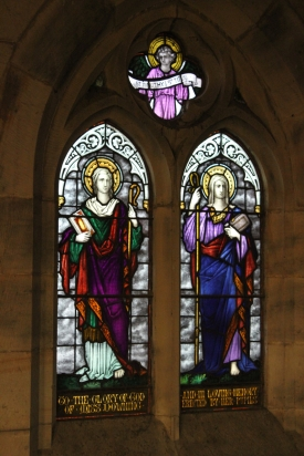 Church Historic Stained Glass - 17