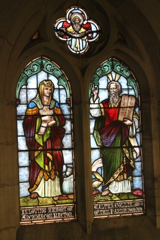 Church Historic Stained Glass - 19