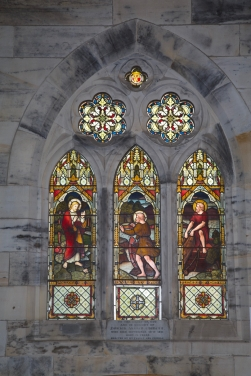 Church Historic Stained Glass - 2