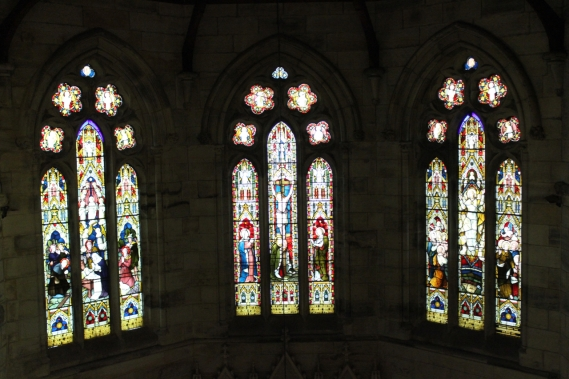 Church Historic Stained Glass - 21