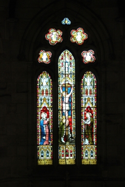 Church Historic Stained Glass - 22