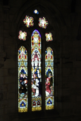 Church Historic Stained Glass - 23