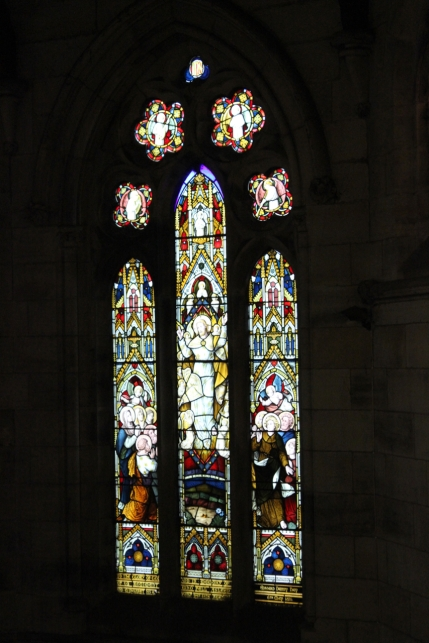Church Historic Stained Glass - 24