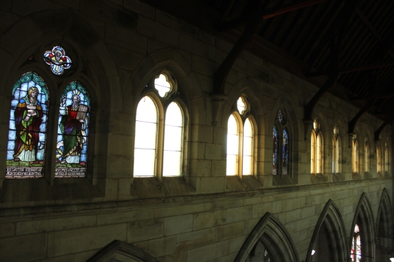 Church Historic Stained Glass - 26