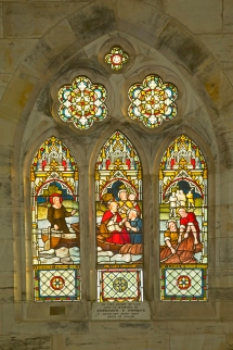 Church Historic Stained Glass - 27