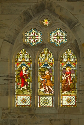 Church Historic Stained Glass - 28