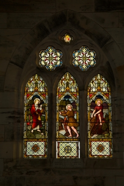 Church Historic Stained Glass - 31