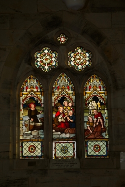 Church Historic Stained Glass - 32