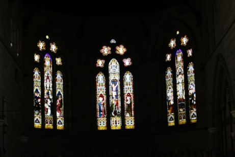 Church Historic Stained Glass - 4