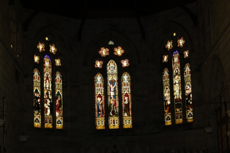 Church Historic Stained Glass - 5