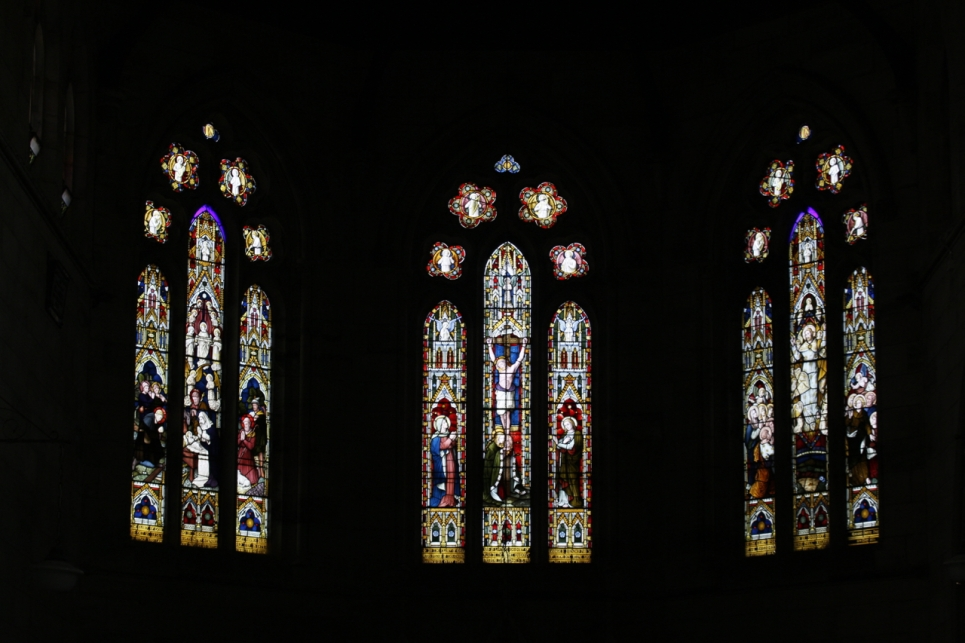 Church Historic Stained Glass - 6