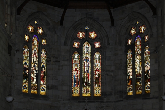 Church Historic Stained Glass - 7