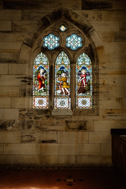 Church Historic Stained Glass - 8